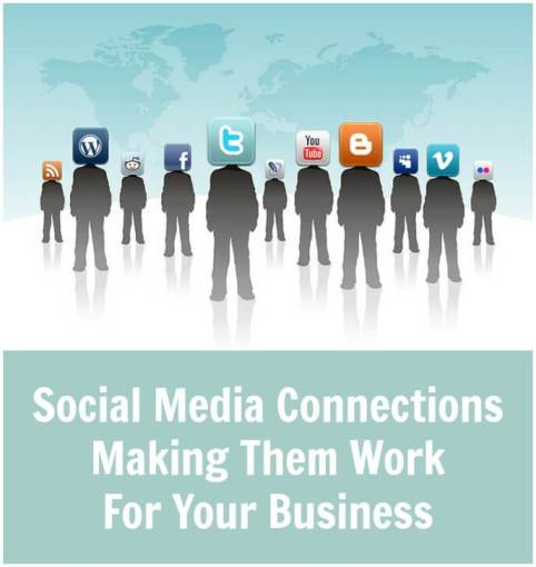 Social Media Connections – Making Them Work For Your Business