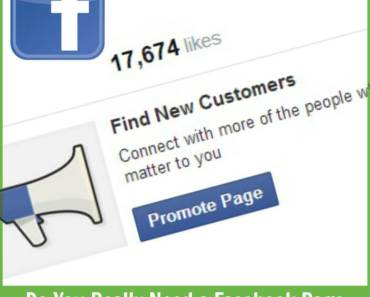 Do You Really Need a Facebook Page for Your Business?