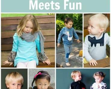 Elefun Kids Fashion: Where Fashion Meets Fun.