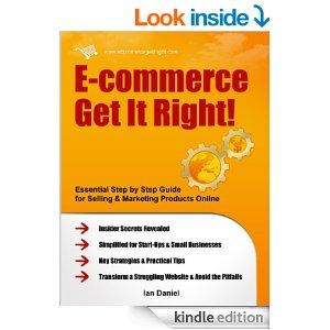 E-commerce Get It Right! eBook