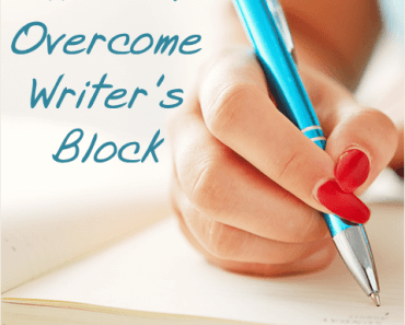 how to avoid and overcome writers block