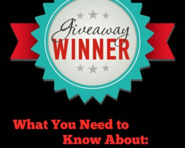 What you need to know about giveaway prizes. If you are a blogger or small business owner, you must read this.