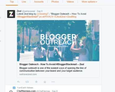 What Is #BloggerBlackmail? - Sandbox To Success Ep 015
