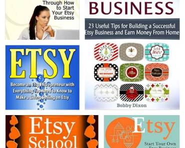 5 FREE Etsy eBooks