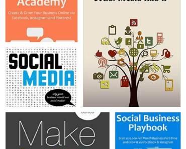 5 FREE Social Media eBooks