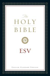 New American Standard Bible or English Standard Version? Here's Why