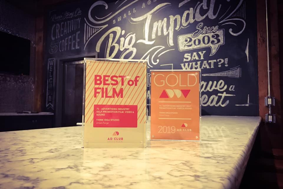 Think Idea Studio Best of Awards