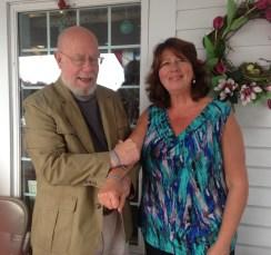 Fritz Wetherbee and Jeanettee
