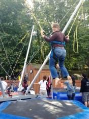 Kalee jumping