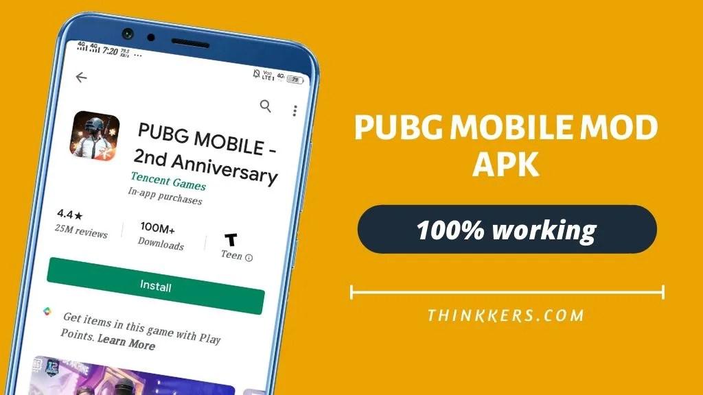 pubg hack mod apk unlimited uc download