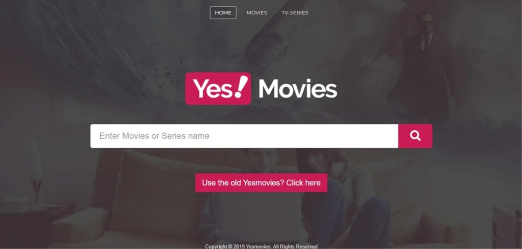 YesMovies Watch series online for free