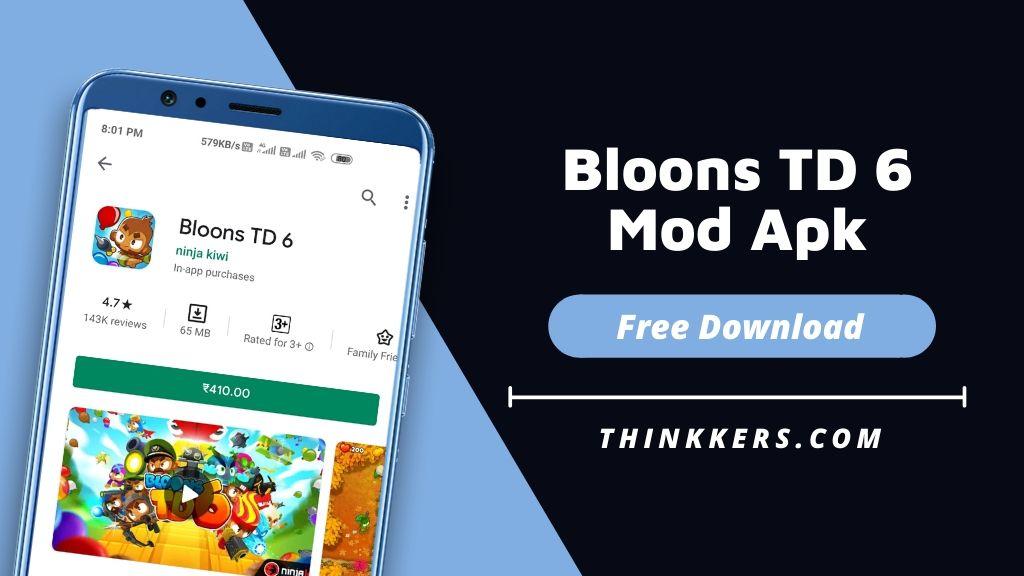Bloons TD 6 mod apk - Copy