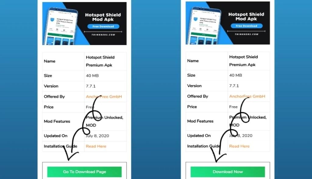 Hotspot Shield Premium Free