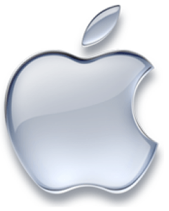 Ailver Apple Logo (1998 – Present)