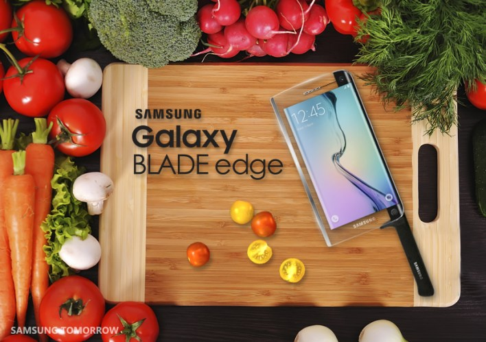 Galaxy BLADE edge Chefs Edition
