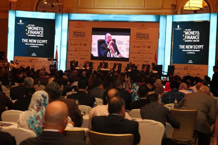 Money and Finance 2014 in action