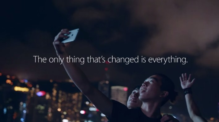 iPhone 6s - The Only Thing That's Changed Is Everything
