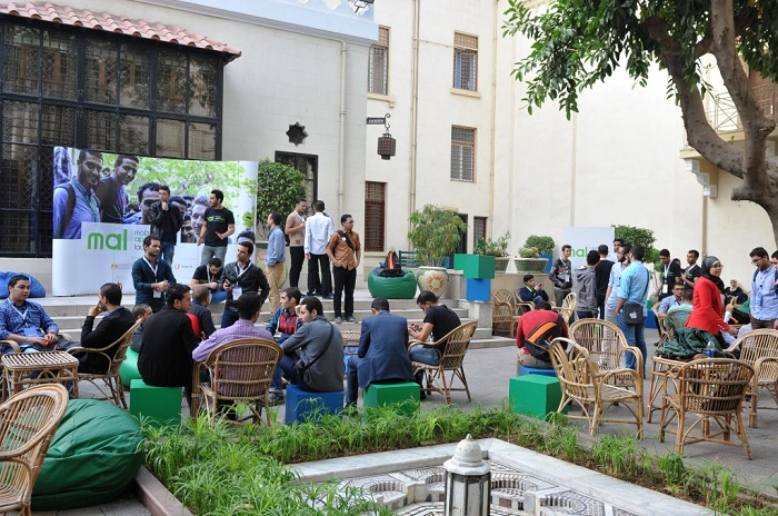 Google MAL Event_Outside Pic