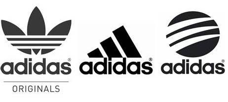 suspender Competidores Mezquita  Adidas logo and brand transformations story