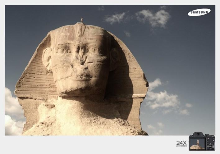 Samsung- Sphinx: Optical Zoom 24x