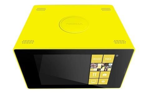 Nokia develops a microwave