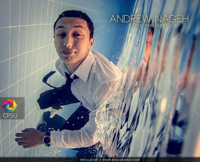 Andrew Nageh