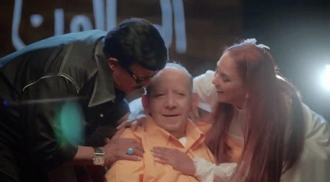 Sidhom in Pepsi Ramadan 2014 Ad