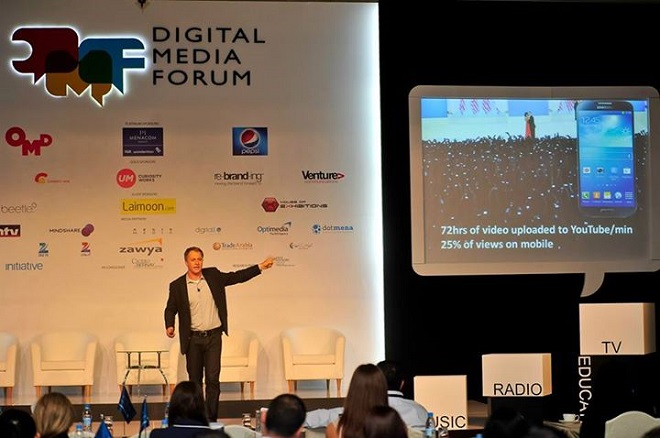 The Digital Media Forum Dubai