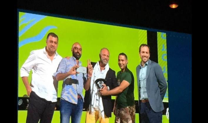 JWTCairo, Titanium Cannes Lions winner for @AblaFahita