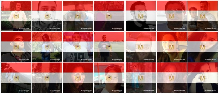 Support Egypt Profile