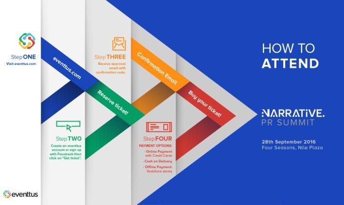 How to attend Nattarive PR Summit