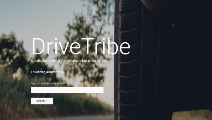 think-marketing-drivetribe-specialized-social-media-network-for-car-addicts