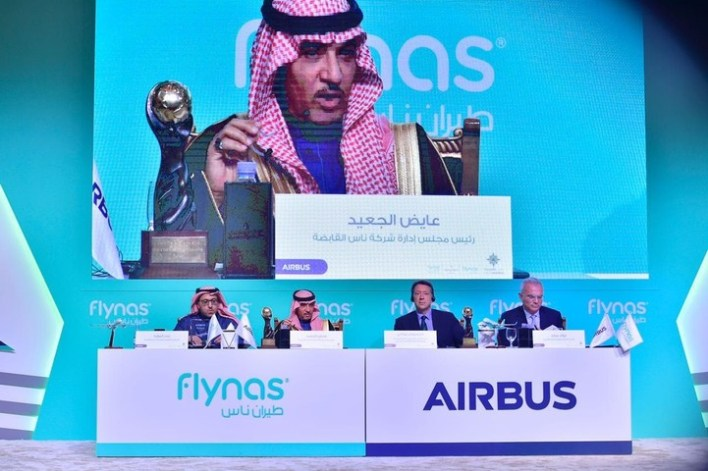 Flynas Orders 120 A320neo Aircraft