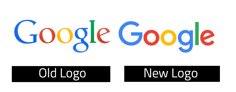 Google-old-and-new-logo