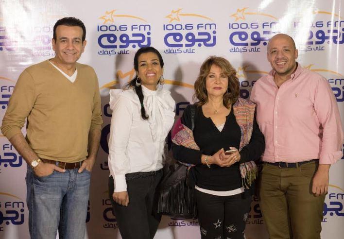 Think Marketing Fresh face Aya Abdel Aati to join Nogoum FM team after winning Radio Star 2017 contest