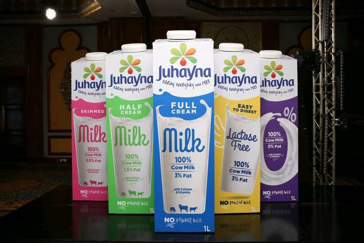 Juhayna 2019 Dairy Product Design Change Update