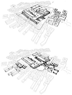 Nalanda University Masterplan Drawings. 09