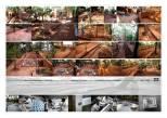 Land Levelling + Water Channels + Plywood Shutters + Aluminium Doors+Skylights...Jan 2005
