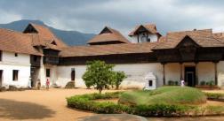 Padmanabhapuram Palace (Side View)