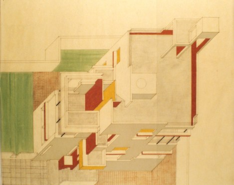 Mehta House [2003] drawn by Mausami Andhare