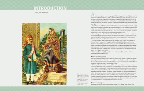 Page Spread : Introduction by Jutta Jain-Neubauer