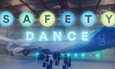 AdWatch: Alaska Airlines | Alaska Safety Dance