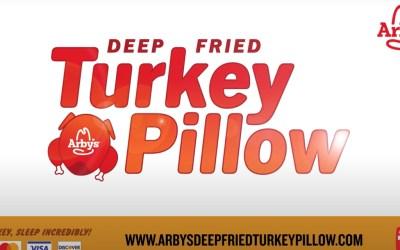 AdWatch: Arby's | Deep Fried Turkey Pillow – Short Version