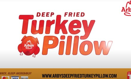 AdWatch: Arby's | Deep Fried Turkey Pillow – Short Version