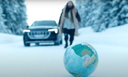 AdWatch: Audi Norway | Globus