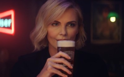 AdWatch: Budweiser | Reserve Copper Lager – Charlize Theron