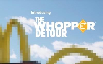 AdWatch: Burger King | Whopper Detour