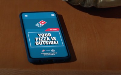 AdWatch: Domino's Pizza | Contactless Delivery Business