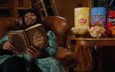 AdWatch: FritoLay | 'Twas the Night Before Super Bowl