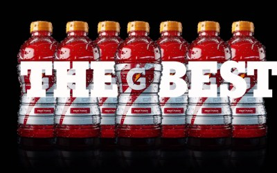 AdWatch: Gatorade | Fueled By The Best